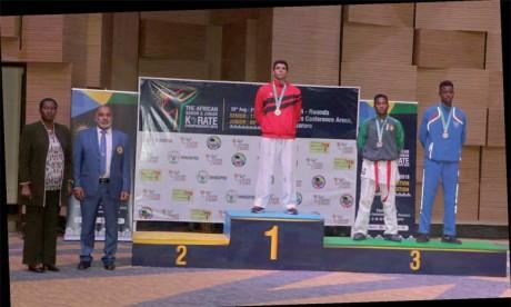 Sept médailles au terme des deux premiers jours de compétition