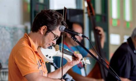 United Colors of Méditerranée: un groupe tourné vers  les musiques du pourtour de la mare nostrum