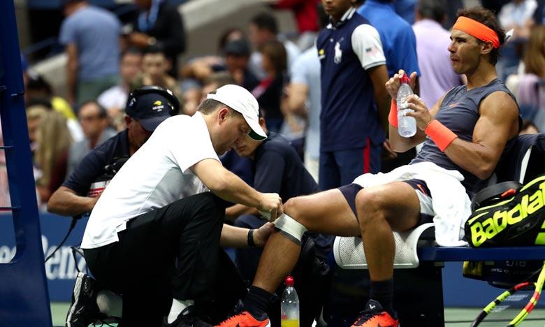 Rafael Nadal renonce à sa tournée asiatique