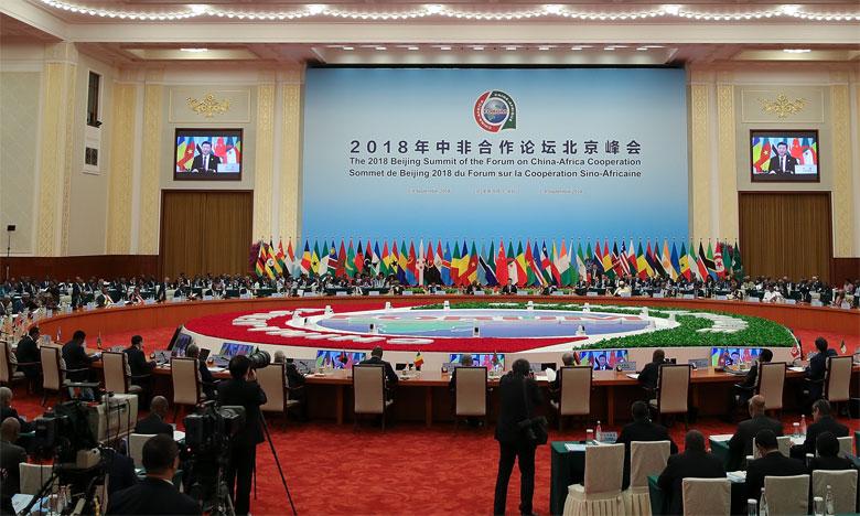 Saâd Eddine El Othmani appelle à renforcer la coopération sino-africaine afin de relever les défis qui se dressent devant le continent