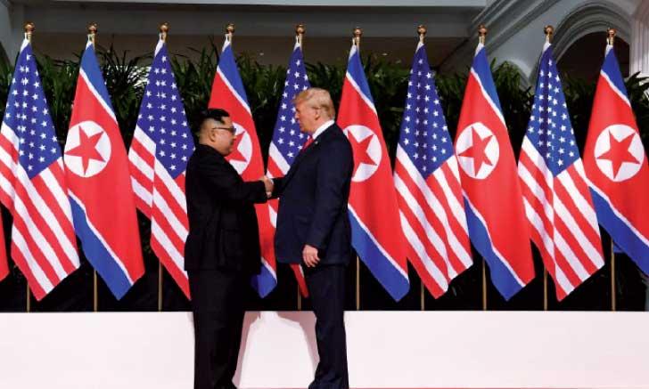 Kim Jong-un espère un deuxième sommet avec Trump