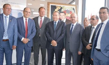 Inauguration de deux nouveaux sites à El Jadida et Tinghir