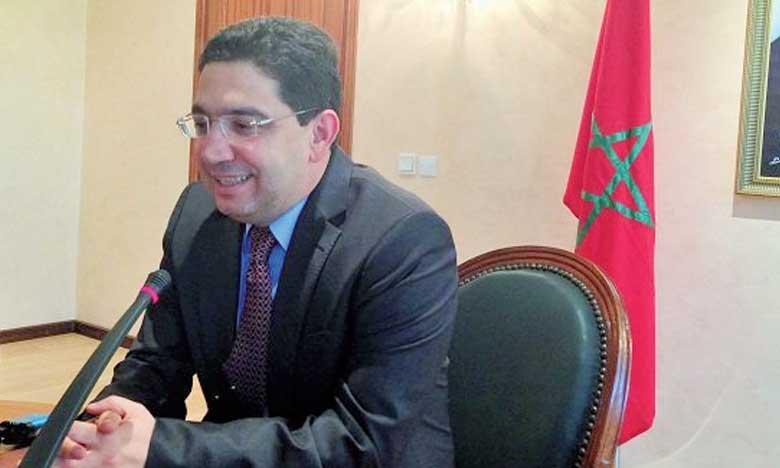 """Nasser Bourita: «En sponsorisant le """"Polisario"""", l'Iran aspire à étendre son pouvoir hégémonique en Afrique du Nord et de l'Ouest»"""