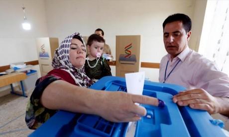Syrie : Ouverture du vote sous haute surveillance