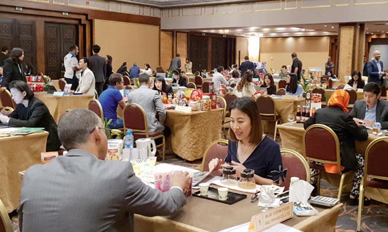 35 entreprises thaïlandaises  en prospection à Casablanca