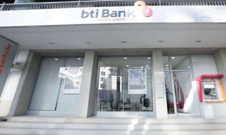 BTI Bank : Une 5e agence dans le pipe
