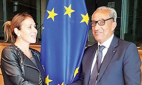 Des membres de la Commission INTA du Parlement européen satisfaits de leur visite au Maroc