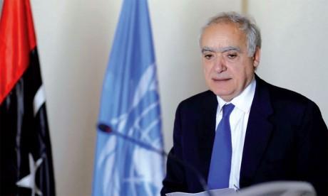 L'émissaire de l'ONU  se dit sceptique