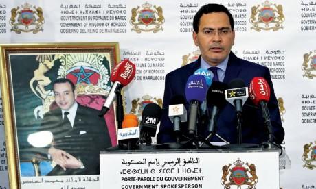 Mustapha El Khalfi: «Le Maroc refuse de jouer au gendarme dans la région»