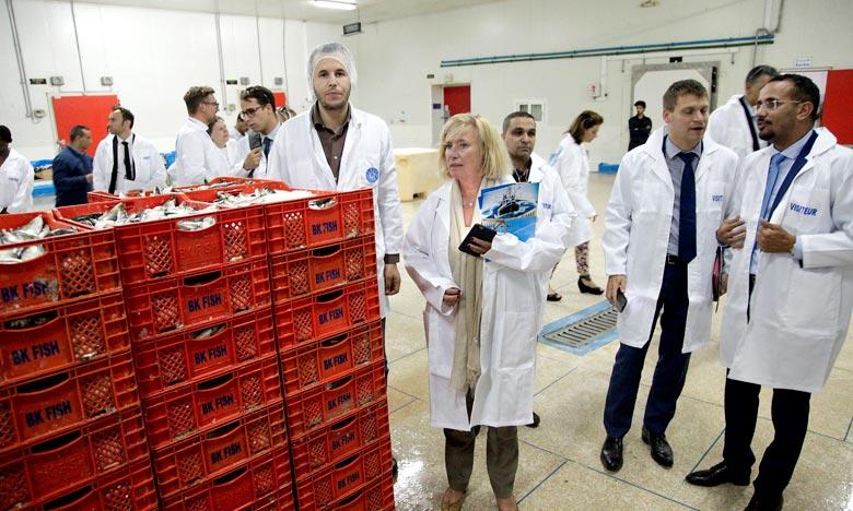 Une eurodéputée qualifie d'«incontestable» le développement dans les provinces du Sud