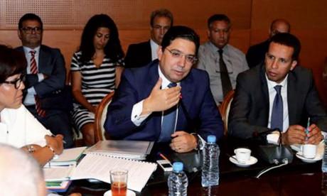 Nasser Bourita appelle à la mobilisation de tous les acteurs pendant les étapes à venir