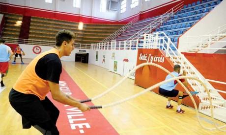 La sélection nationale s'incline en amical face à la Jordanie