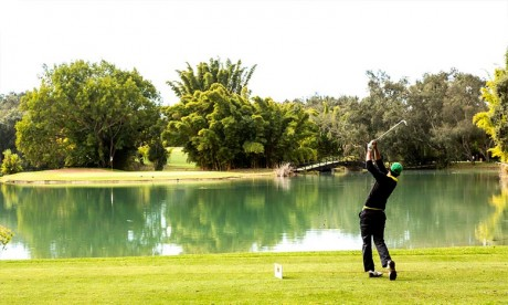 Le Royal golf de Marrakech en tête de classement à l'issue du premier tour de qualification