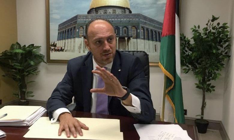 Washington ferme la mission palestinienne aux États-Unis