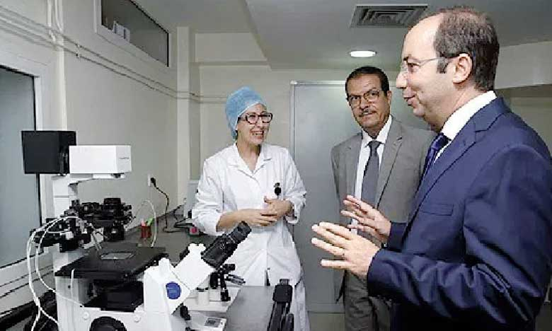À travers ce partenariat, le centre de santé reproductrice rejoindra un réseau large de plus de 800 institutions dans plus de 80 pays, coopérant avec l'OMS. Ph. MA