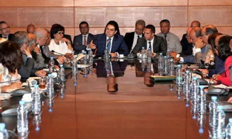 Des parlementaires mettent en avant les acquis  du Maroc dans le cadre de l'accord de pêche avec l'UE
