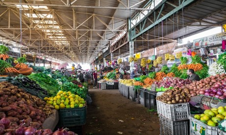 Les prix de l'alimentaire flambent de 2,5% à fin août