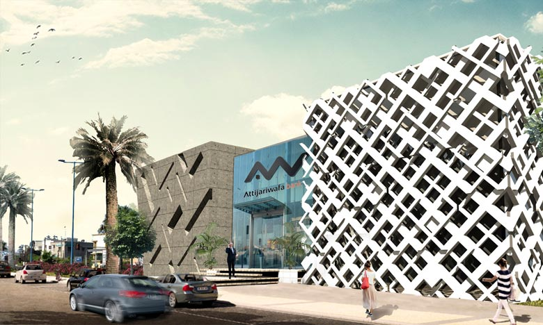Attijariwafa bank certifié HQE pour son siège régional à Rabat