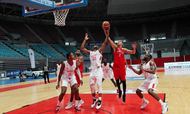 Basket-ball: le Maroc s'incline face au Cameroun