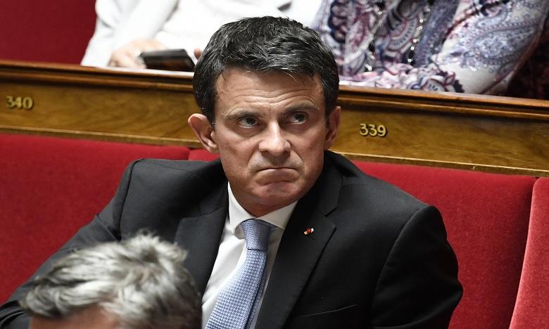 Manuel Valls annonce qu'il va démissionner de son poste de député