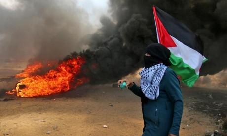 L'Onu invite Israéliens et Palestiniens à prendre des mesures concrètes pour avancer sur la voie de la paix. Ph : AFP