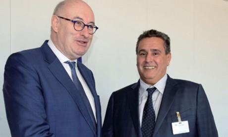 Akhannouch: Le processus d'adoption des accords agricole et de pêche «avance dans la bonne direction»