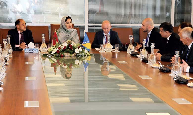 Échanges maroco-bosniens à Rabat sur le renforcement  des relations commerciales