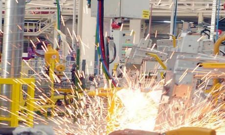 Le moral des industriels boosté  par la rentrée