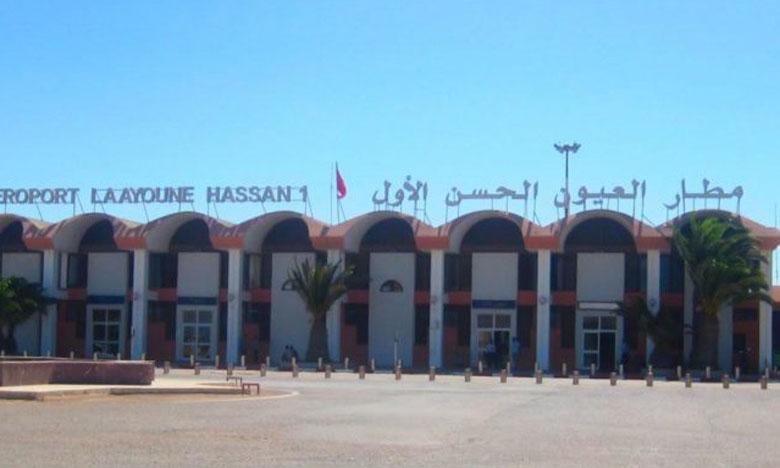 Aéroport Hassan 1er: le trafic aérien en hausse  de 10,15% à fin juillet