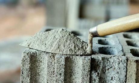 Les ventes de ciment régressent à fin août