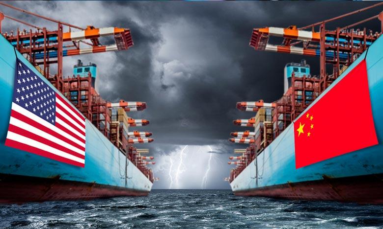 La chine s'indigne contre les sanctions américaines