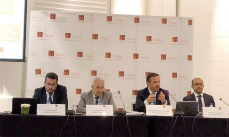 Taqa Morocco renforce ses fondamentaux