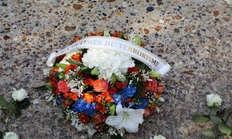 Macron annonce des mesures pour les victimes du terrorisme