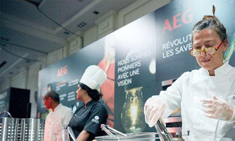 Pour s'imposer sur un marché concurrentiel comme le Maroc, Electrolux affirme miser sur la technologie de ses équipements professionnels pour les produits domestiques, comme le steam-cooking .