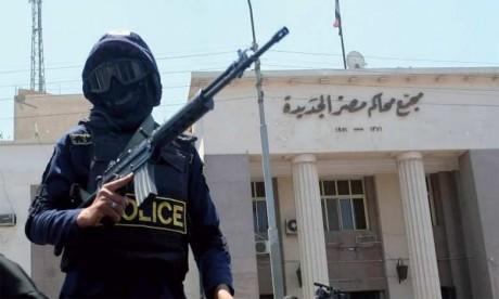 La Cour de cassation a confirmé le verdict prononcé le 2 juillet 2017 par la Cour criminelle du Caire.                                                                                                                            Ph. AFP