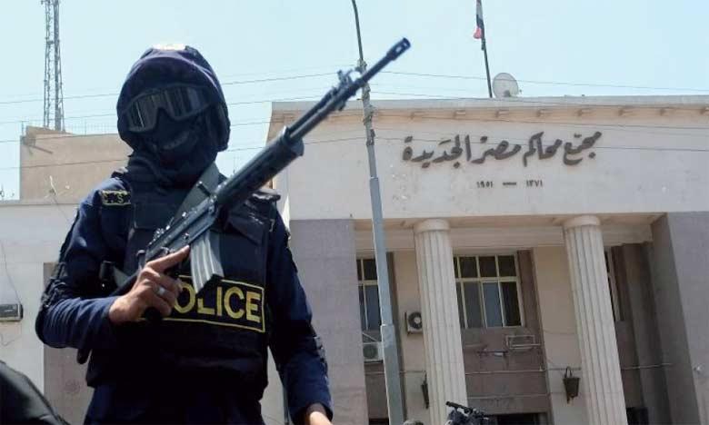 Condamnation définitive à la peine capitale pour 20 islamistes