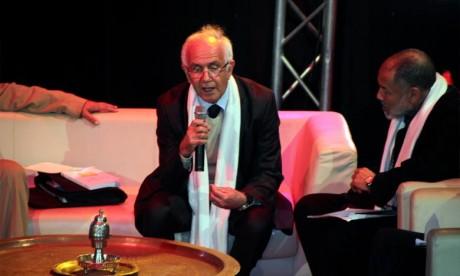 Le dramaturge marocain Abdelkrim Berrechid au Caire