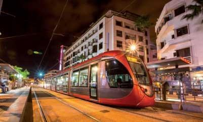 Une parade participative pour marquer l'inauguration de la deuxième ligne du tramway