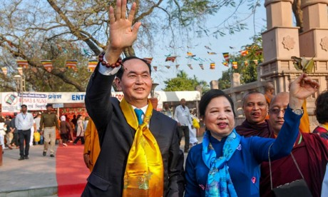 Tran Daï Quang, le chef d'Etat en place depuis avril 2016 est décédé. Il avait 61 ans. Ph : DR