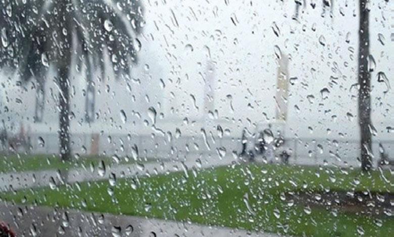 Averses orageuses localement fortes mardi dans plusieurs régions