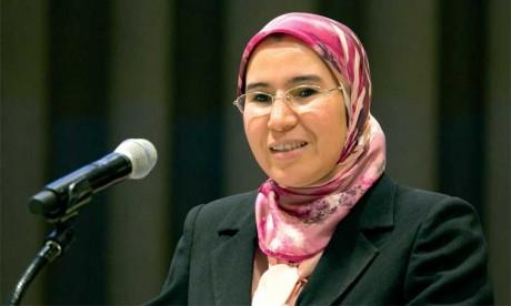 Nezha El Ouafi appelle à redoubler d'efforts  pour renforcer le rôle du «4C-Maroc»