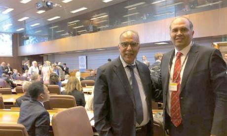 Mise en exergue de la participation de la mutualité marocaine au système de la sécurité sociale