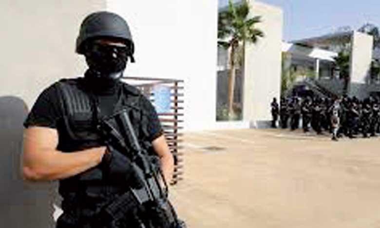 Démantèlement d'une cellule terroriste affiliée à «Daech» composée de trois personnes s'activant à Tétouan et Agadir