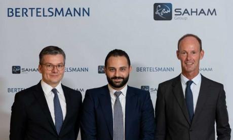 Relation client : Le mega deal Saham- Bertelsmann