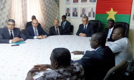Rabat et Ouagadougou renforcent  leur coopération judiciaire