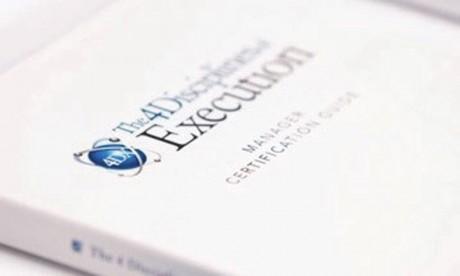 «Les 4 Disciplines de l'exécution», thème  du prochain cycle de formation de FranklinCovey