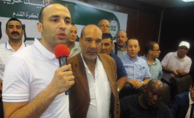 Nizar Souktani nouveau président
