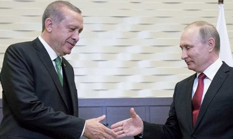 En vertu de l'accord russo-turc, une zone démilitarisée à Idlib, dernier  bastion rebelle en Syrie, sera créée d'ici au 15 octobre 2018. Ph. AFP