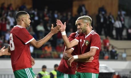 Le Maroc écrase le Malawi et se repositionne dans le groupe B
