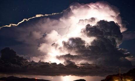 Alerte météo : Des averses orageuses en prévision